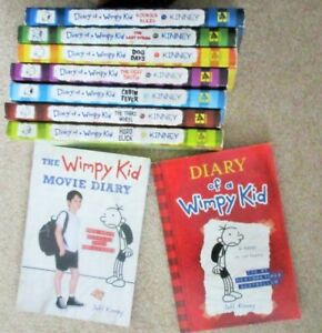 Diary of a wimpy kid books kijiji in ontario buy sell save wimpy kid book set solutioingenieria Gallery