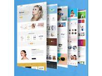 £150 Website Design BIRMINGAHAM, LONDON Web Design Wordpress Cheap designer Website Developer Needed