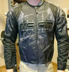 Used Icon Riding Jacket - mens large