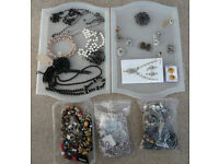 Job Lot, 5 x Groups of Mixed Costume Jewellery