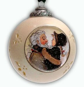 "Trisha Romance Ornament ""A gift to treasure"""