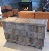 Magifique commode en chêne/Gorgeous oakwood chest