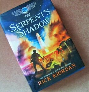 ~The SERPENT'S SHADOW ~ by Rick RIORDAN