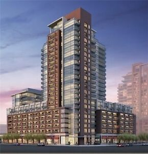 Brand new 1 bedroom Condo at Dufferin & Lawrence