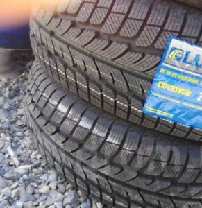 195/65R15 Winter Tires Brand New Set of 4