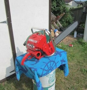 Wanted Homelite 8-29 Chainsaw Peterborough Peterborough Area image 3
