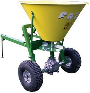 Commercial Pull Type Broadcast Spreader