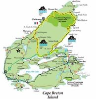 Cape Breton Island. Less than 20 minutes from Mabou Beach