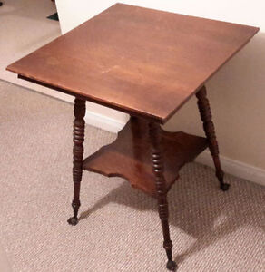 "Antique Claw And Ball Table ""ESTATE LIQUIDATION"""