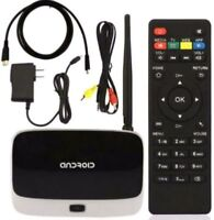 Android box Free live TV  Free movies TV shows and much more!