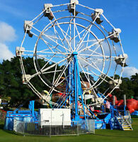Ferris Wheel & Midway Ride Rentals in Sarnia