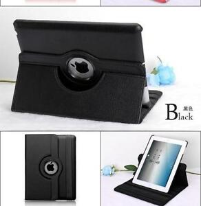 Ipad mini 4 Black rotating case