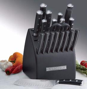 Lagostina German Steel Knife Set, 21-pc. Lifetime Warranty