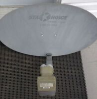 Antenne satellite Starchoice