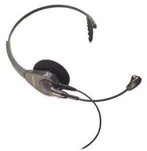 Plantronics Encore H91N Monaural Headset with Noise Canceling Mi