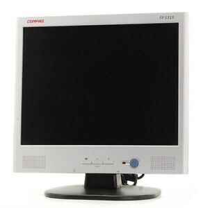 """HP Compaq FP 5315 Grade A 15"""" LCD flat monitor for sale"""