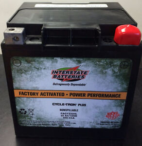 Harley-Davidson Battery