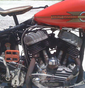 Wanted to purchase Harley 45 parts