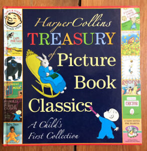 TREASURY OF PICTURE BOOK CLASSICS - 12 classics in 1 $5