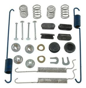 Carlson Brake Drum Hardware Kit, Rear
