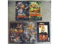 Raven Gregory's Grimm Fairy Tales Wonderland Series Graphic Novels