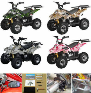 KIDS ATV ,  DIRT BIKE, DUNE BUGGYPARTS ,CARBS , CDI , STARTERS