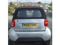 Smart ForTwo Pure Covertible - LOW MILEAGE