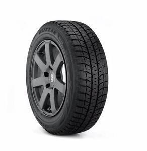 235/65R16 Bridgestone Blizzack Winter Tires   Only $141.75/each