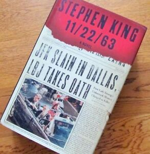 ** 11/22/63 ** by Stephen KING – Hardcover