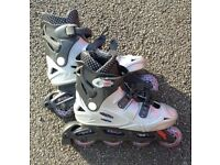 Inline skates size 7 Very good/perfect condition