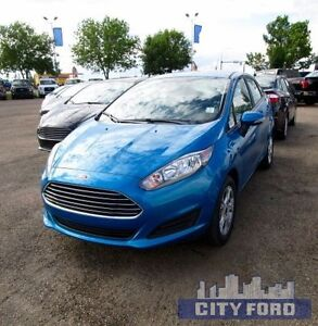 2016 Ford Fiesta 4dr Sdn SE