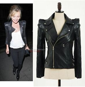 Runway-Power-Shoulder-Bike-Jacket-S-w-Balmain-gift