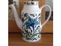 Midwinter Spanish Garden Coffee Pot