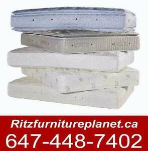 RITZ FURNITURE MATTRESS SALE! SALE!!!