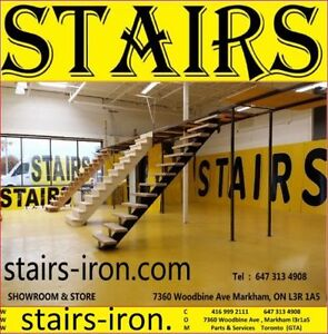 Stairs  Manufacturer+Glass Railings parts Service & consultation