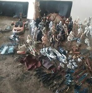 Huge Star Wars Collection - 1993 to 2008