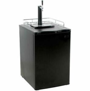 Kegerator - (1) 1/2 Keg Capacity . *RESTAURANT EQUIPMENT PARTS SMALLWARES HOODS AND MORE*