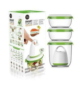 Brand New Baby Food Saver! FOSA - Vacuum Food Storage System
