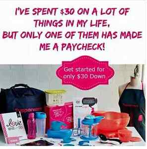 Join Tupperware Today!