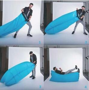 "BRAND NEW ""Air Lazy bag"" inflatable loungers chair bed mattress Edmonton Edmonton Area image 4"