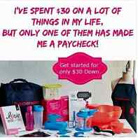 Join Tupperware TODAY!!!