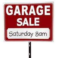 MULTI-FAMILY GARAGE SALE (July 4th)