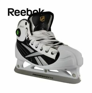 New hockey goalie skates youth 13 junior 1 2 2 3 3.5 4 4.5 5 5.5