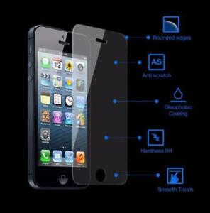PREMIUM TEMPERED GLASS SCREEN PROTECTORS FOR CELL PHONE &TABLETS