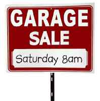 Garage Sale .. Saturday May 23  8-1 .. Mozart Ct Ottawa