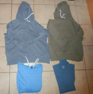 Hoodies, jackets, Adidas,Bluenotes, FootLocker Kitchener / Waterloo Kitchener Area image 1