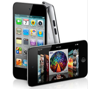 APPLE IPOD TOUCH 4G 8GB 4TH GENERATION CAMERA WIFI MP3 MP4 VIDEO
