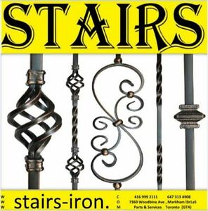 Stairs supplier + parts & Service + design and consultation