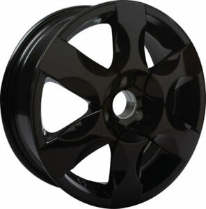 MAG WHEELS, NEW, BLACK, CAN-AM SPYDER RS, RS-S 2012 & PRIOR