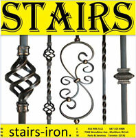 Stairs Manufacturer + parts & Service + design and consultation